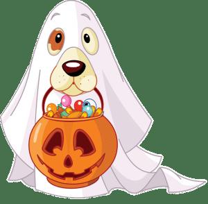 halloweenpuppyghost